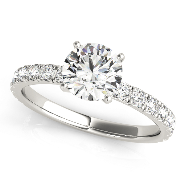 14k-White-Gold-Diamond-Accented-Engagement-Ring-(0.32ct)