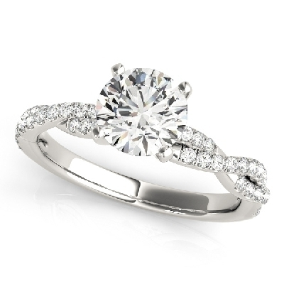 Build Your Own Diamond Engagement Rings Bridal Jewelry Brilacci